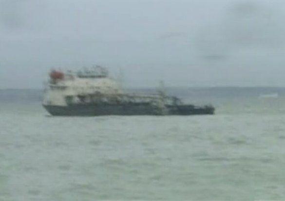 Корабель у Керчу