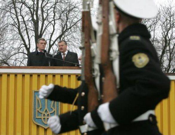 Віктор Ющенко приймає присягу