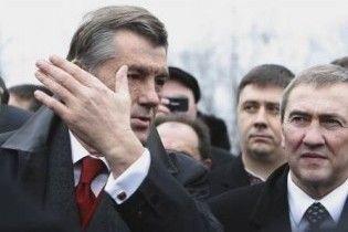 Ющенко знову скасував тарифи Черновецького
