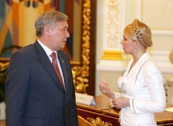 Тимошенко Єхануров