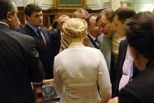 Тимошенко пропонує вдвічі скоротити кількість депутатів