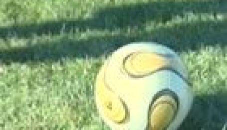 Футбольне поле у Харкові непридатне для ігор