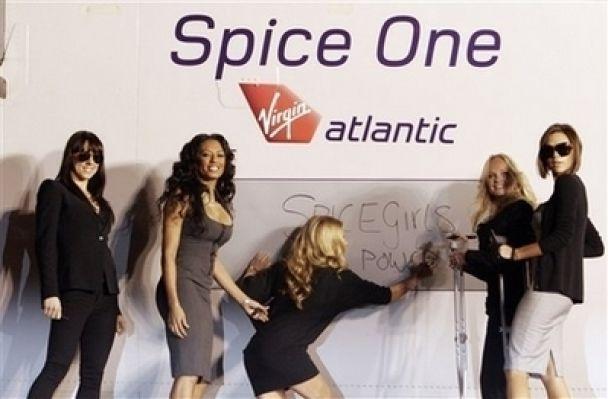 """Участницы """"Spice Girls"""" снимут мюзикл о группе"""