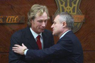 Суркіс залишив Михайличенка у збірній України