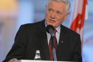 Президенты Литвы и Польши попросили НАТО за Грузию и Украину