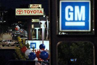 General Motors и Chrysler думают о слиянии