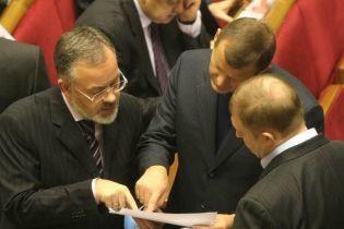 Партія регіонів ухвалила рішення скласти 150 мандатів