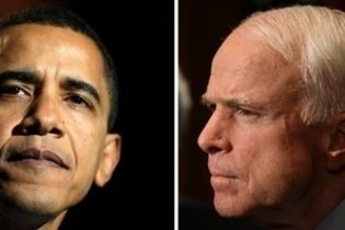Обама и Маккейн призвали Россию и Грузию не допустить войны