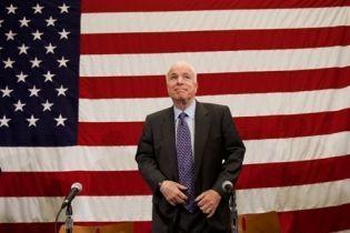 Маккейн: Россия стала автократическим государством