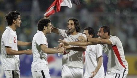 Єгипет святкує перемогу