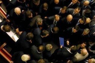 Партия регионов раскрыла принципы формирования нового правительства