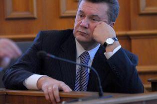 Янукович напомнил, что он – политик