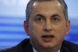 Украина покажет миру пример миролюбия