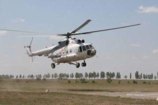 Біля Казані впав вертоліт: чотири людини загинули