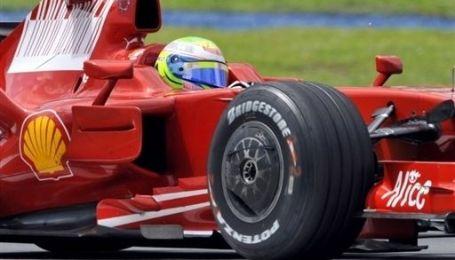 Масса - переможець Гран-прі Туреччини
