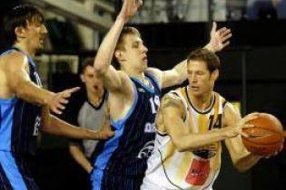 Украинский баскетбол серьезно заболел (видео)
