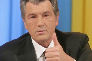 Ющенко говорит, что будет президентом еще семь лет