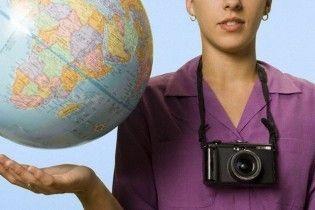 Украину в этом году уже посетило свыше 10 млн. туристов
