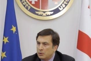 Саакашвили предлагает прекратить огонь