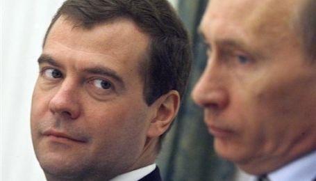 Тамдемократія по-російськи