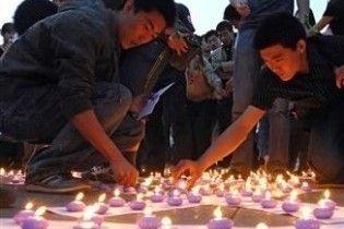 Китай вперше опублікував дані про загиблих від землетрусу школярів