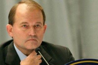 """Медведчук стверджує, що СБУ """"вішає"""" на нього отруєння Ющенка"""