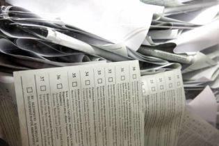 На Донеччині кандидати від ПР виграли місцеві вибори