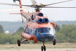 В Ивано-Франковской области упал вертолет. 3 погибших