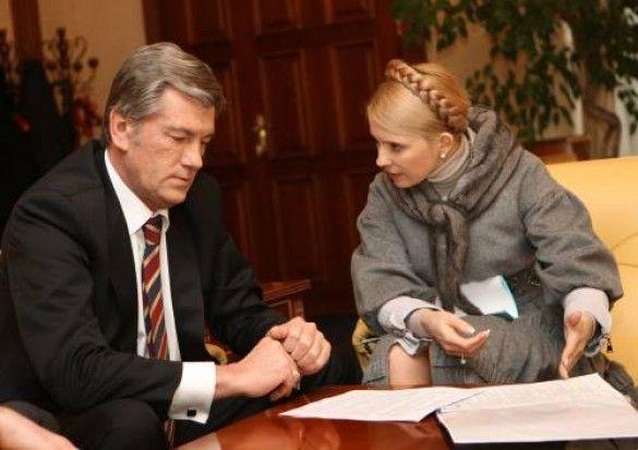 Ющенко-Тимошенко