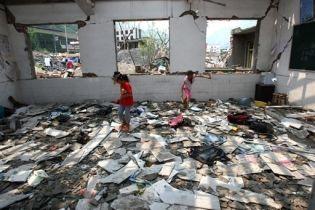 В Китае снова землетрясения