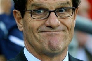 Фабио Капелло оставит сборную Англии ранее срока
