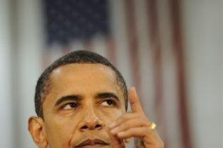 Обаму показывают на выставке (видео)