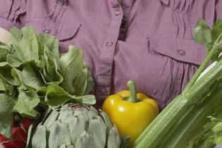 У Європі школярів годуватимуть свіжими овочами та фруктами