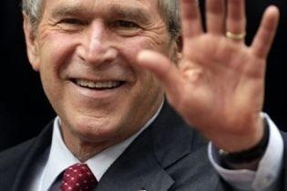 Буш позаботился о следующем главе государства