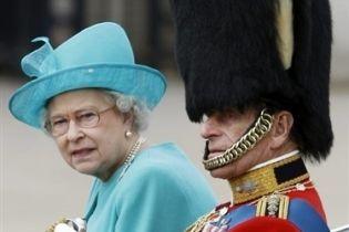 В Британии хотели убить королеву (видео)