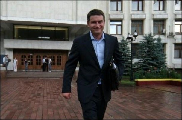 У Андрея Ющенко родилась дочка