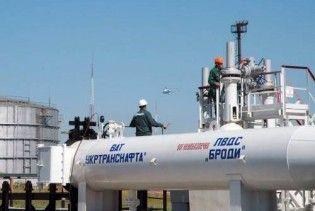 Україна відновила прокачування нафти до Європи