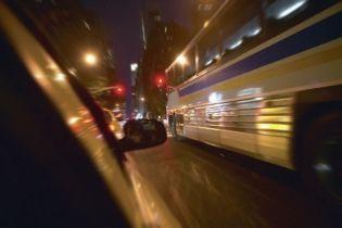 В Черниговской области перевернулся рейсовый автобус (видео)