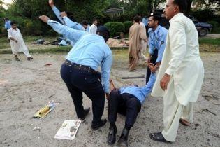 Взрыв в Пакистане: погибло 6 человек (видео)