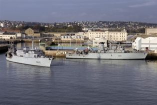 НАТО начинает операцию по укрощению пиратов