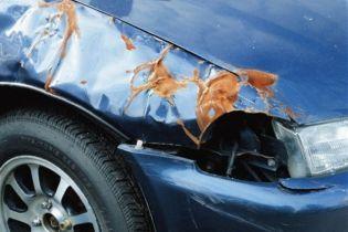 В Крыму со скалы упал автомобиль: погиб человек