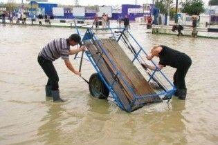 Турчинов заявил о начале наводнения 21 марта