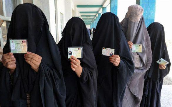 Президентські вибори в Афганістані