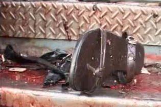 Черговий вибух в Індії (відео)