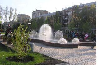 Донецк празднует День шахтера и День города