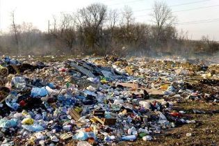 Жуков остров превращают в мусорник (видео)