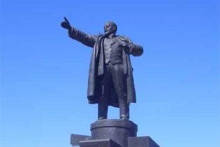 В Рязані підірвали пам'ятник Леніну