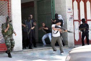 Розкол між палестинцями