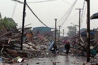 В результате землетрясения в Китае погибли семь человек