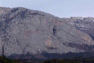 У Криму в горах розбився 25-річний юнак